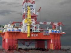 全球首套深水钻井防台风核心装备海试成功