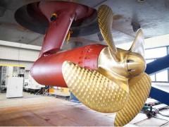 自主研制,中国船舶704所吊舱推进器获实船应用