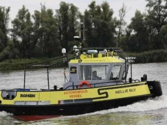 丹麦一艘无人拖轮将开启1000海里的自主航行